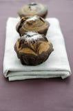 Очень вкусные булочки Стоковое Изображение RF