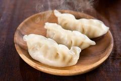 Очень вкусные китайские изысканные вареники Стоковая Фотография