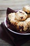 Очень вкусные печенья на шаре Стоковая Фотография RF
