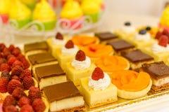 Очень вкусные печенья - шоколадный батончик стоковые фото