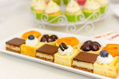Очень вкусные печенья - шоколадный батончик стоковые изображения