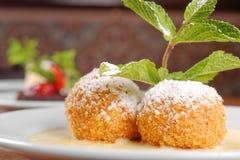 Очень вкусный венгерский крупный план десерта Стоковое Изображение