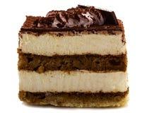 Десерт Tiramisu стоковые изображения