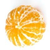Очень вкусный мандарин Стоковая Фотография