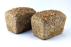 Очень вкусный ломоть хлеба Стоковое фото RF