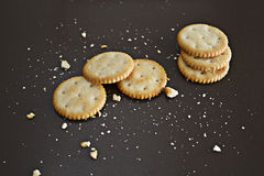 Очень вкусный печенья стоковое изображение