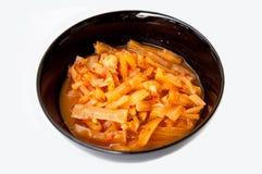 Очень вкусный тайский СОМ MAROOM звонка KAENG еды Стоковое фото RF