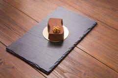 Очень вкусный торт кофе Стоковые Изображения RF
