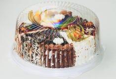 Очень вкусный торт Стоковая Фотография RF
