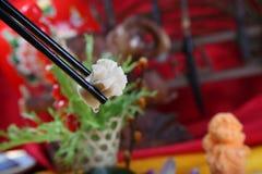 Очень вкусный цветок ед-мяса Стоковая Фотография RF