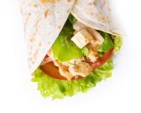Очень вкусный tortilla Стоковая Фотография RF