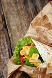 Очень вкусный tortilla Стоковое Изображение RF