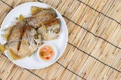 2 очень вкусных рыбы Стоковое Изображение RF