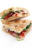 2 очень вкусных сандвича Стоковые Фотографии RF