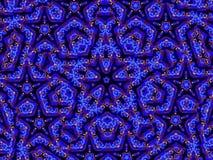 Очень занятые и голубые регулярн звезды пентаграммы бесплатная иллюстрация
