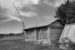 Очень небольшой дом Стоковые Изображения RF