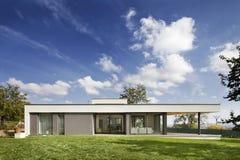 Очень редкий дом семьи Стоковое фото RF
