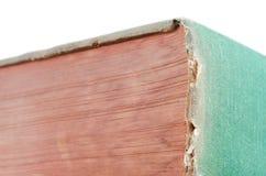 Очень старая толстая книга Стоковая Фотография