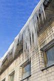 Очень холодно в принципиальной схеме зимы Стоковая Фотография RF