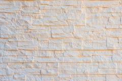 Очистите белую текстуру кирпичной стены стоковые изображения
