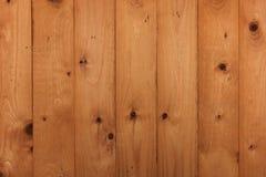 Очистите деревянную предпосылку Стоковое Изображение RF