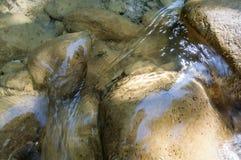 Очистите реку горы Стоковая Фотография