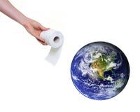очистьте бога земли самого говоря к вверх стоковое фото rf