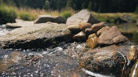 очистьте воду потока принципиальной схемы свежую видеоматериал