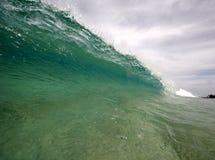 очистьте волну стоковое фото rf