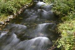 очистьте воду потока принципиальной схемы свежую Стоковые Изображения RF