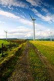 очистьте зеленую планету Стоковая Фотография RF