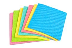 Очищая wipes Стоковые Фото