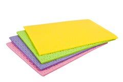 Очищая wipes Стоковая Фотография RF