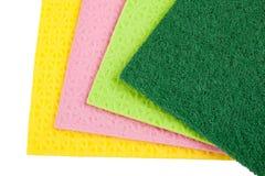 Очищая wipes Стоковое Изображение RF
