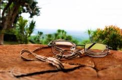 Очки Стоковые Фото