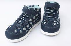 оягнитесь ботинки стоковое изображение rf