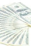 100 долларов Америки Стоковые Фото