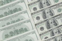100 долларов денег Стоковое Изображение RF