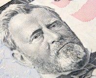 50 долларов США Стоковая Фотография RF