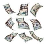 20 долларов Стоковое Фото
