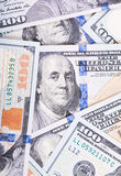 доллары вороха Стоковое Изображение