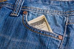 доллары карманн Стоковое Фото