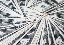 доллары 100 одних Стоковая Фотография