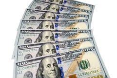 доллары пакета Стоковые Изображения RF