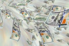доллары полета Стоковые Изображения RF