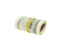 доллары 100 счета Стоковая Фотография