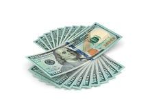 доллары тысяча Стоковое Изображение