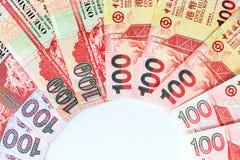 доллары Hong Kong Стоковые Фотографии RF