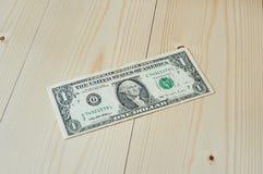 доллар одно детали кредитки Стоковые Изображения