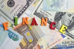 доллар 100 одно счета Стоковое Изображение